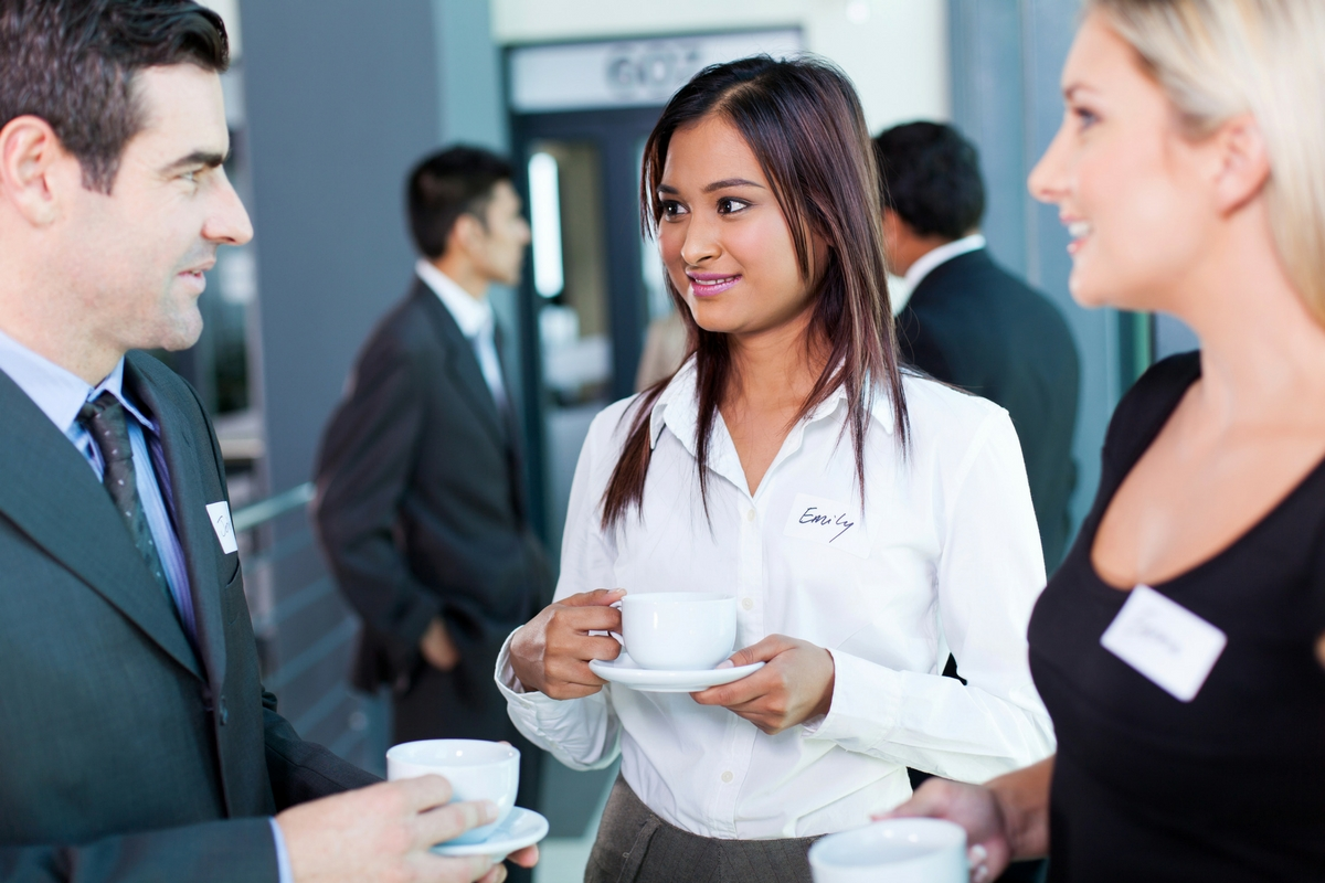 Networking:  How to do it without sucking